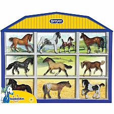 Stablemates Collection Shadow Box