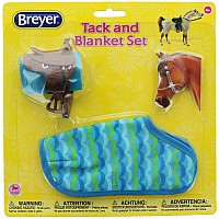 Classics Saddle Set and Blanket Asst.