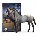 Wild Blue: Classics Horse and Book Set