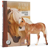 Little Prince: Classics Horse and Book Set