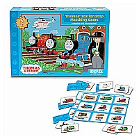 Thomas Station Stop Matching Game