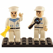 2 Mini-figurines Navy