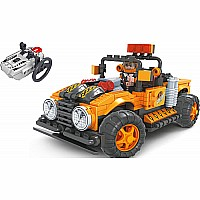 R/ C  Off-road Truck Orange