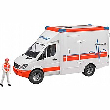 Ambulance, driver & accessories