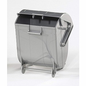 Accessories: Garbage can set (3 small, 1 large)