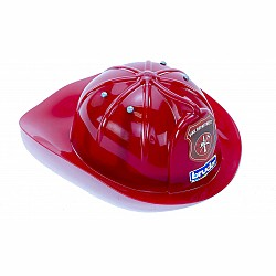 Red Fire Helmets