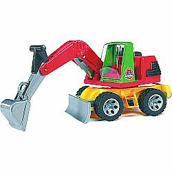 Bruder Roadmax Power Shovel Excavator