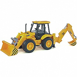 Bruder JCB 4CX Loader Backhoe  - Catalog