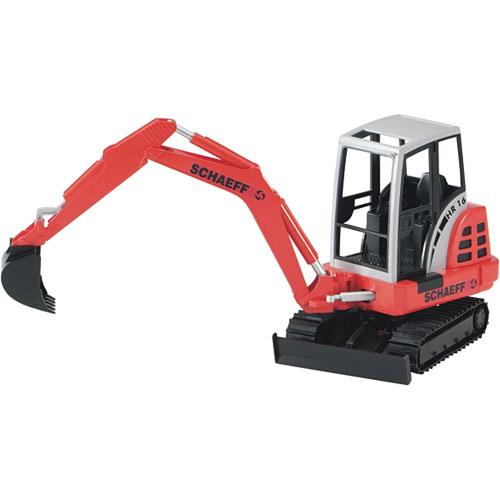 Schaeff Toys Schaeff Bruder Excavator Mini Mini O80wPnk