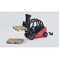 Linde - H30D Fork Lift with Pallet
