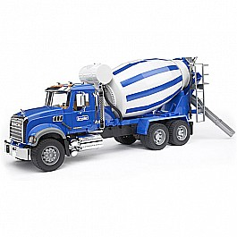 mack cement mixer