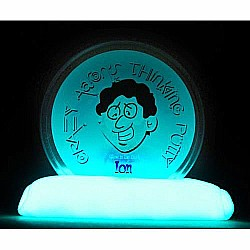 CA Ion Glow In The Dark thinking putty - 2""