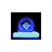 Crazy Aaron's Aura Glow in the Dark Thinking Putty 2 inch Mini Tin