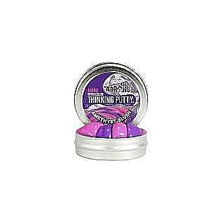 "Crazy Aaron's Amethyst Blush Hypercolor Thinking Putty 2"" Tin"