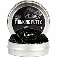"Black Putty 2"" Tin"