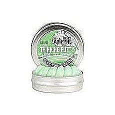 "Electric Green Thinking Putty 2"" Tin"