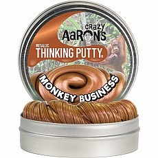 Monkey Business Metallic Thinking Putty 4