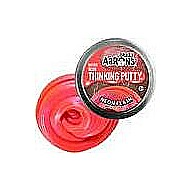 "Crazy Aaron's Neon Flash Electric Thinking Putty 2"" Tin"