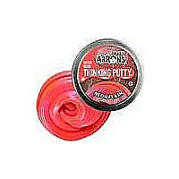Crazy Aaron's Neon Flash Electric Thinking Putty 2