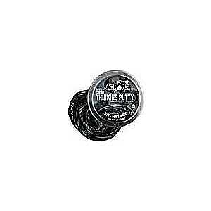 "Pitch Black 2"" Thinking Putty"