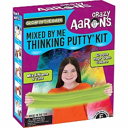 Crazy Aaron's Thinking Putty Mixed by Me Kit