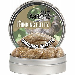 Crazy Aaron's Thinking Putty - Smiling Sloth