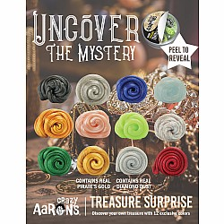 Crazy Aaron's Thinking Putty Treasure Surprise Tins
