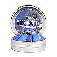 "Crazy Aaron's Twilight Hypercolor Thinking Putty 2"" Tin"