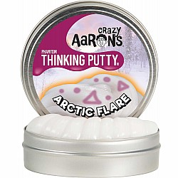 Crazy Aaron's Thinking Putty Phantoms Arctic Flare