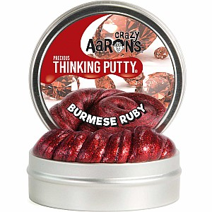 Burmese Ruby Putty Tin