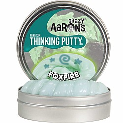 Crazy Aaron's Thinking Putty Phantom Foxfire