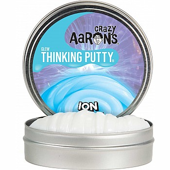 Crazy Aaron's Thinking Putty Glow - Ion