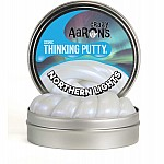 Northern Lights Putty Tin