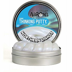 Crazy Aaron's Thinking Putty Cosmic Northern Lights