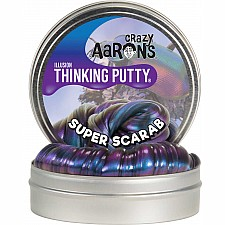 "Super Scarab Putty 4"" Tin"