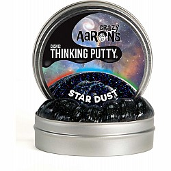 Crazy Aaron's Cosmic Thinking Putty Star Dust