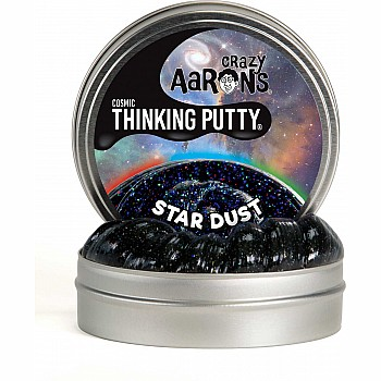 Crazy Aaron's Thinking Putty Cosmic Star Dust