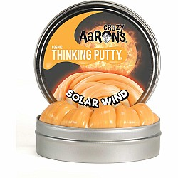 Crazy Aaron's Thinking Putty Cosmic Solar Wind