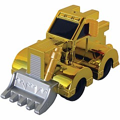 Bulldozer, Scoop - Z Pull Backs