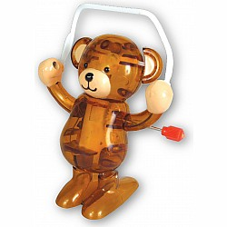 Jump Rope Bear, Teddy - Z Windups