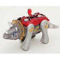 Tj the Triceratops Wind Up