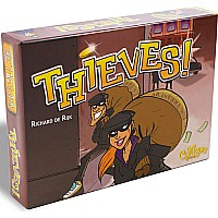Thieves! card game