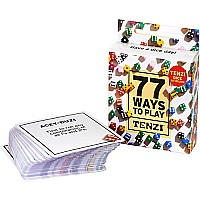 77 Ways To Play Tenzi add on pack
