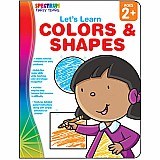 Let's Learn Colors & Shapes Workbook