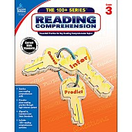 The 100+ Series: Reading Comprehension (3) Book