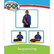 Sequencing Learning Spot Lessons, Grade K