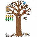 Big Tree with Animals Bulletin Board