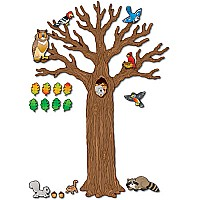 Big Tree with Animals