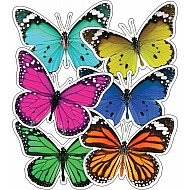 Woodland Whimsy Butterflies Cut-Outs