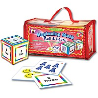 Beginning Math Roll Learn Pocket Cubes